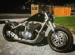 Thug Kit Frame, Chop Custom Chopper Hardtail Streetfighter Bratt Caferacer
