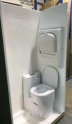 Toilette De Douche De Salle De Bains De Camping-car Excluant Des Accessoires