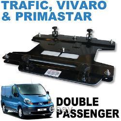 Trafic / Vivaro Double Siège Pivotant 2001+ (modèle D'entraînement À Droite Du Royaume-uni)