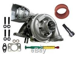 Turbolader 1.6hdi Tdci 109 Ch 80kw Ford Citroen Peugeot Volvo Mazda Mini 1340133