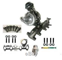 Turbolader Vw Skoda Audi Seat 1,9 Tdi Alh Ajm Auy 90 Ch 101ps 110 Ch 115 Ch 713673