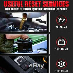 Uk Maxicom Mk808 Eobd Autel Moteur De Voiture Ecu Portable Scanner Outil De Diagnostic Tablet
