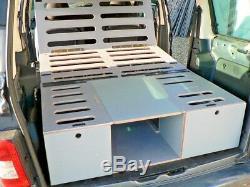 Unité De Conversion Mini / Micro Camper / Caddy, Berlingo, Partenaire, Doblo