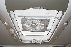 Ventilateur Turbo Kit Fiamma Dachhaube Dachluke Vent Wohnwagen Wohnmobil Lüfter