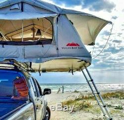 Ventura Deluxe 1.4 Roof Top Tente Camping Overland 4x4 Expédition Van Ramassage De Voitures