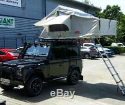 Ventura Extended Stay Deluxe 1.4 Roof Top Tent Land Rover Expedition Overland 4x4 Van