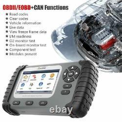 Vident Iauto 702 Pro Obd2 Outil De Diagnostic De Voiture De Scanner Pour Srs Abs Dpf Epb Tpms