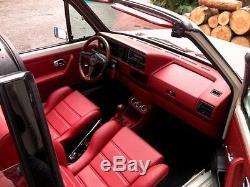 Vw Golf 1 Cabriolet Neue Edele Bezüge Innenausstattung Für Die (mehrere Möglich)