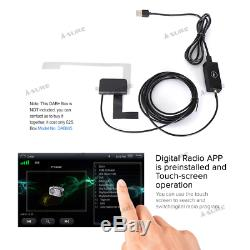 Vw Golf Mk5 Mk6 Polo Radio Bluetooth Unité De Tête Stéréo Pour Lecteur DVD Gps Sat-nav