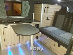 Vw T4 T5 T6 Vito Vivaro Trafic Camper Motorhome Day Van Conversion Kit