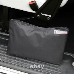 Vw T5 Transporter Deluxe Pare-brise Rideau D'écran Couverture 190 Noir