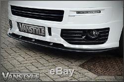 Vw Transporter T5 Inférieur Spoiler Spoiler Bumper Lip T5.1 Avant