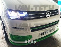 Vw Transporter T5 T5.1 Lampes Phares À Led Drl 2010 2015
