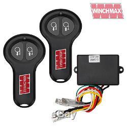 Winch Télécommande Sans Fil Double Combiné Winchmax Marque 12v 12 Volt