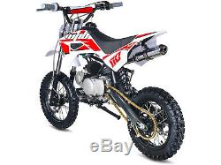 Wpb Boyo 110cc Welshpitbike Dirt Mini Pit Bike Stomp Motocross, Moto, Essence