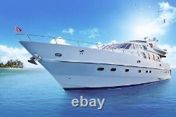 Yacht À Moteur Monte Fino 75